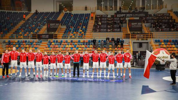 EGY: Brazil  v Poland - IHF Men's World Championships Handball 2021