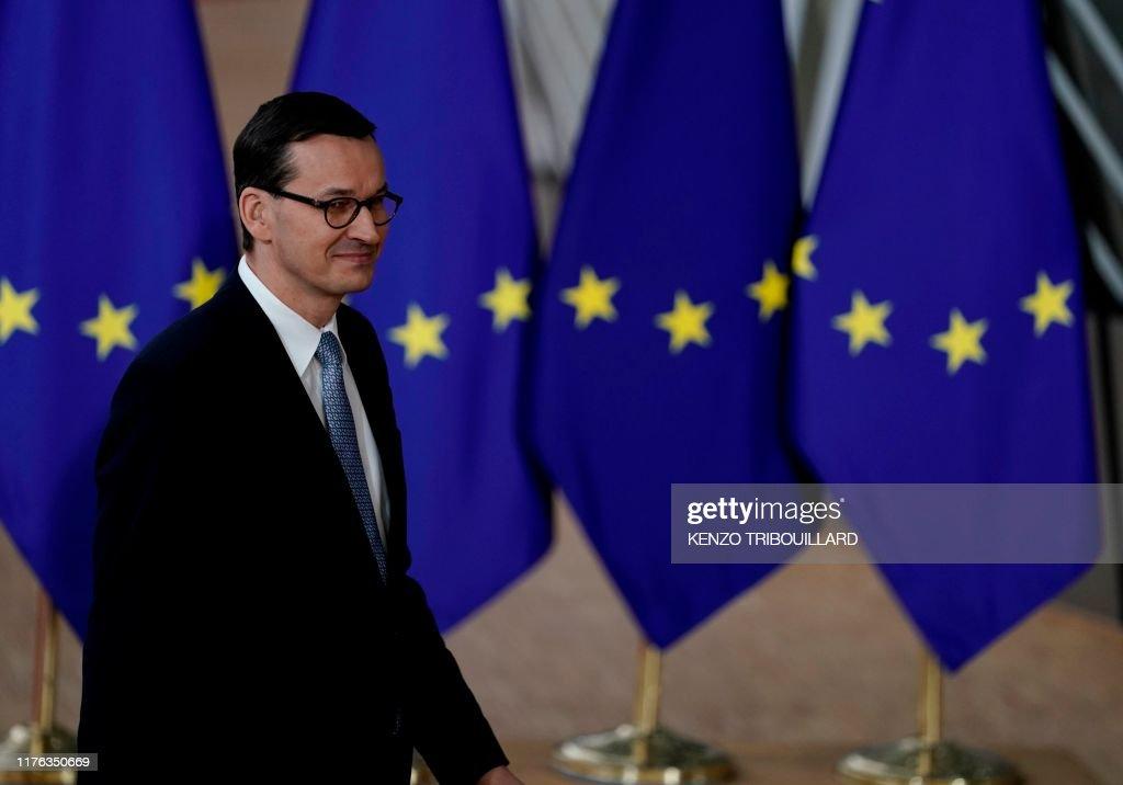 BELGIUM-EU-SUMMIT : News Photo