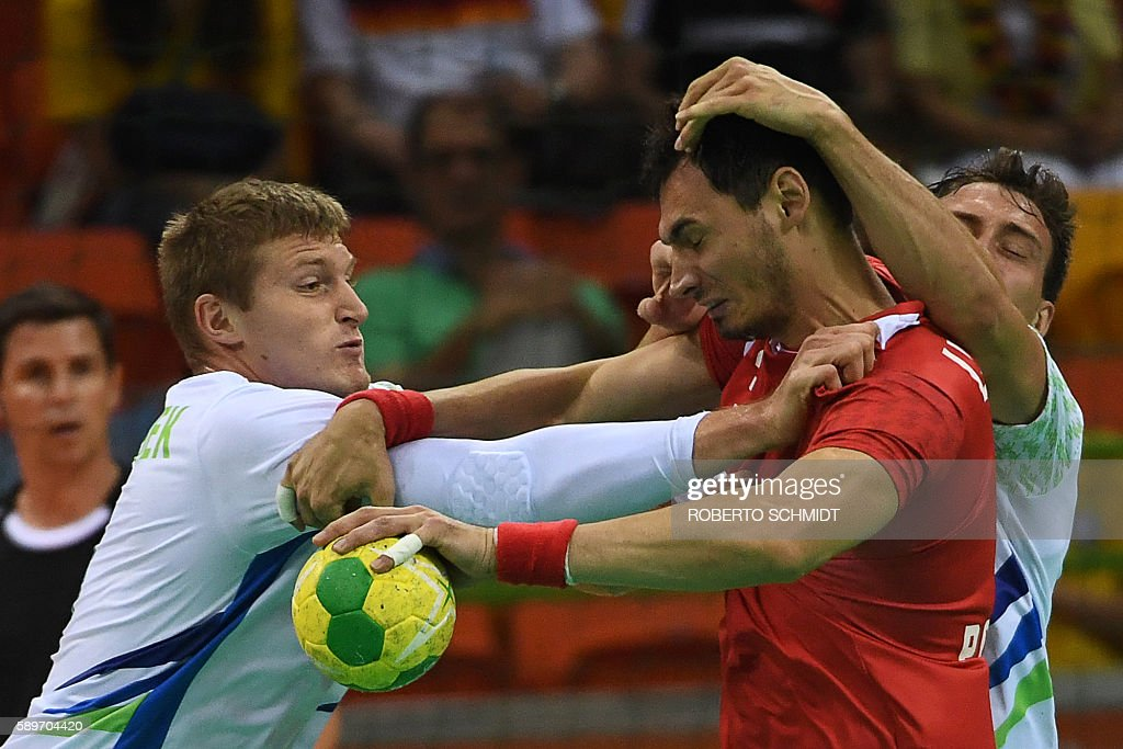 Handball - Olympics: Day 10