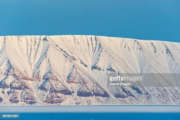 Polar cliffs