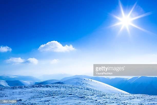 Polar sunshine