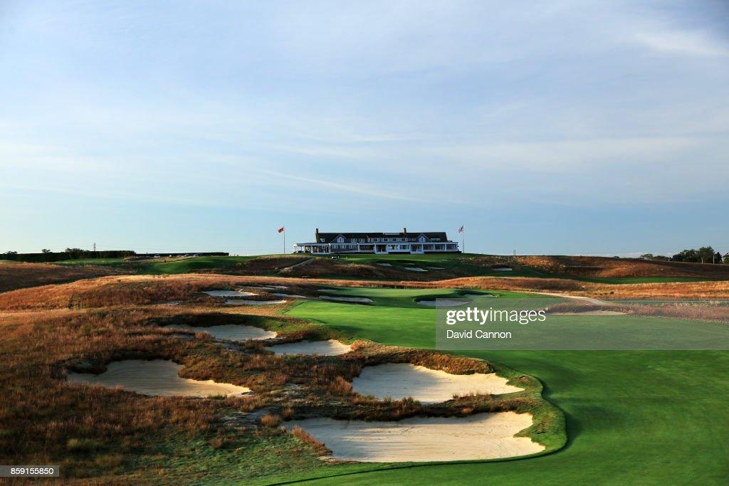 General Views of Shinnecock Hills Golf Club
