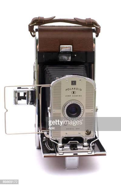Polaroid land camera model 95 invented by Edwin Land 19481953