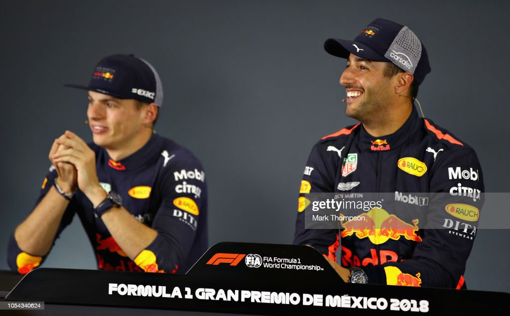 F1 Grand Prix of Mexico - Qualifying : News Photo