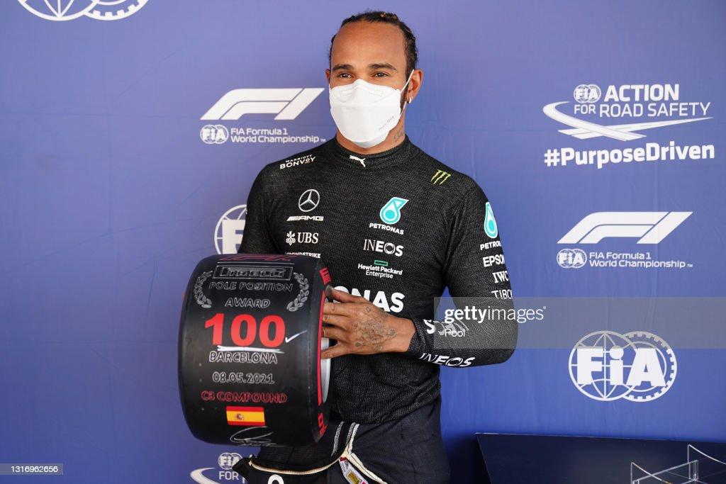 F1 Grand Prix of Spain - Qualifying : ニュース写真