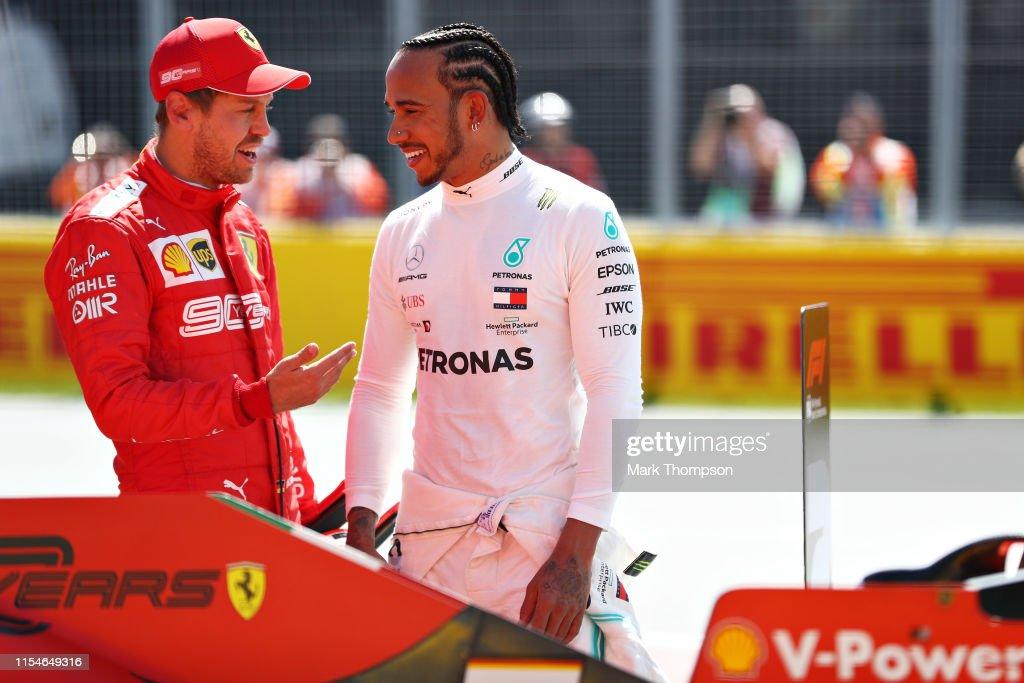 F1 Grand Prix of Canada - Qualifying : News Photo
