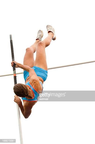 Pole Vault competition