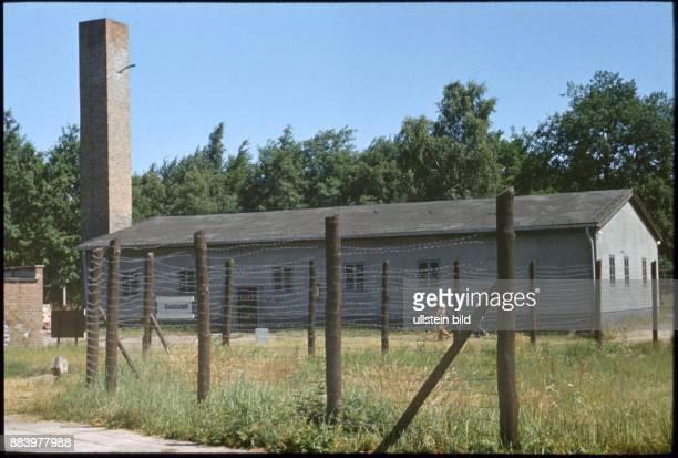 Polen Aufnahme ca 1980 KZ Stutthof