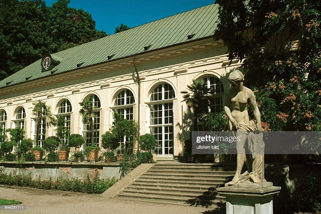 Orangerie Im Lazienki Park News Photo Getty Images