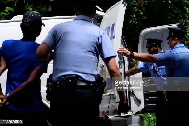 Police Activity in Philadelphia, PA