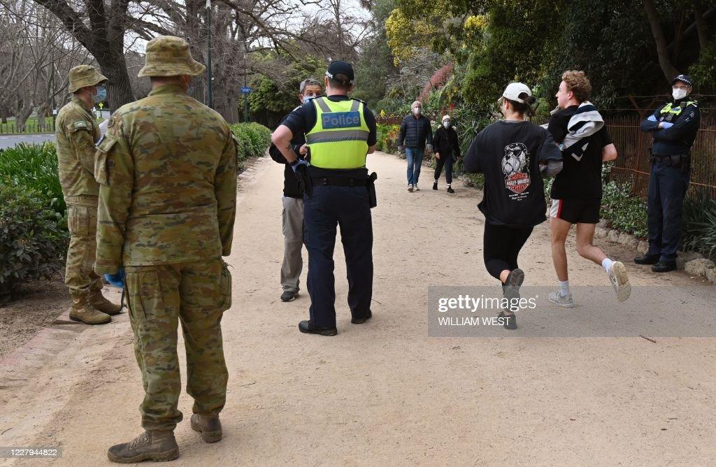 AUSTRALIA-HEALTH-VIRUS : News Photo