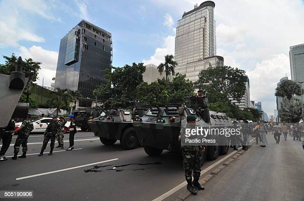 Police are in the process of identifying the location of a terrorist bomb explosion at the traffic police station in Sarina Indonesian police have...