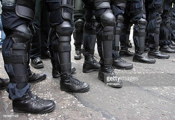 Police armour