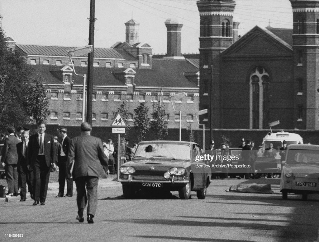 Braybrook Street Murders : News Photo