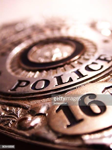 distintivo de polícia - distintivo de polícia - fotografias e filmes do acervo