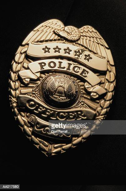 Police Badge Stock Photos And Pictures