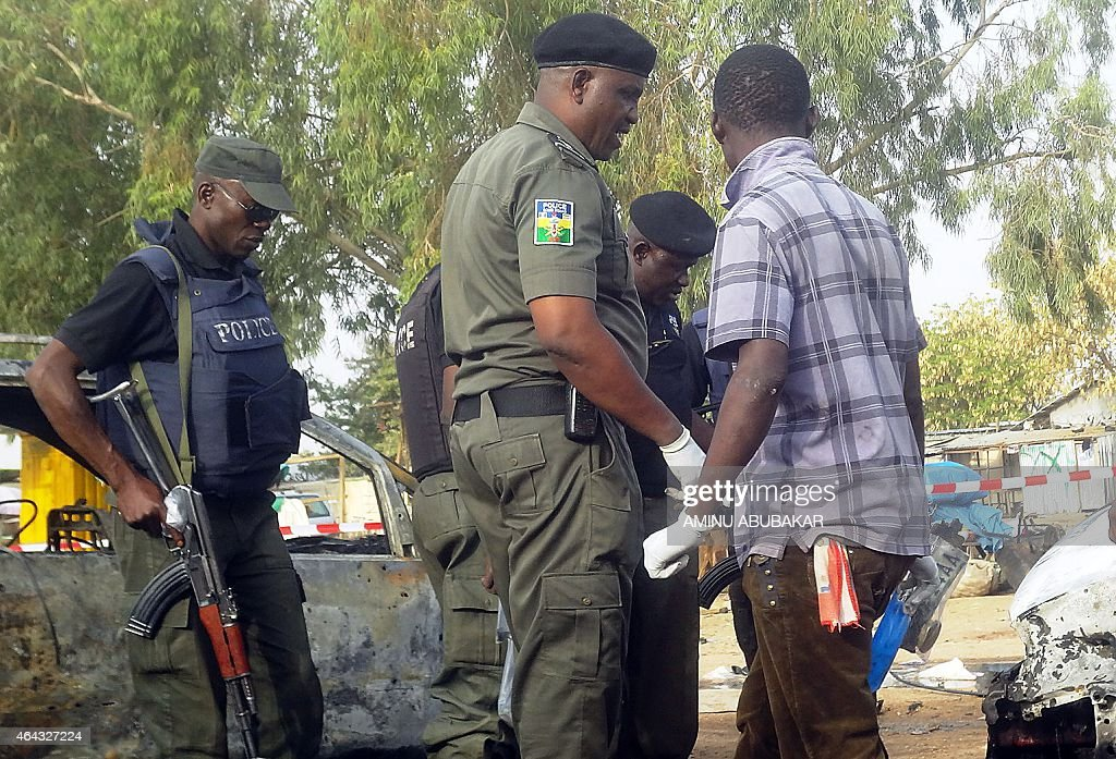NIGERIA-UNREST-ISLAMISTS-KANO : News Photo