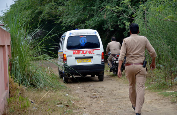 IND: Alleged Criminal Shot Dead By Ghaziabad Police, Two Cops Injured In Cross-Firing