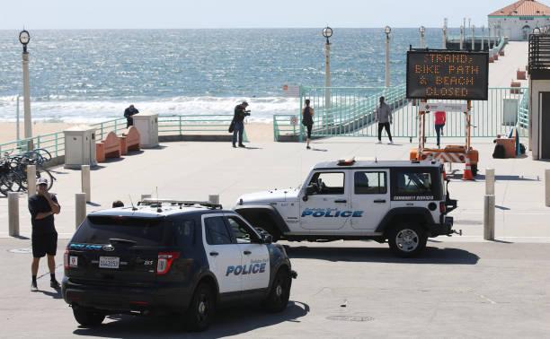 CA: Los Angeles County Closes All Beaches To Stem Spread Of Coronavirus