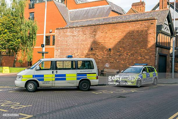 Police Cars Chester