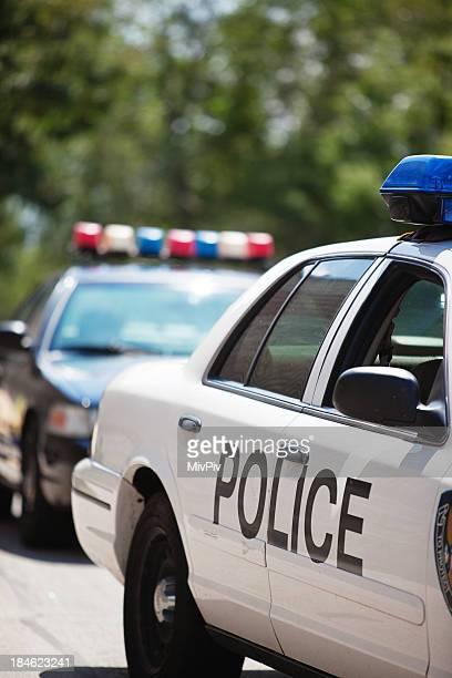 Polizei Autos