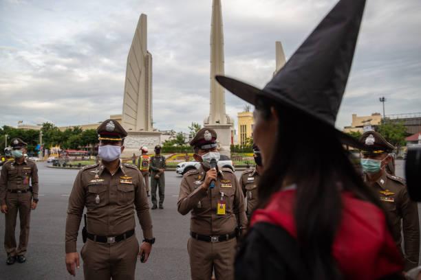 THA: Anti-Government Protests In Bangkok Amid The Coronavirus Pandemic