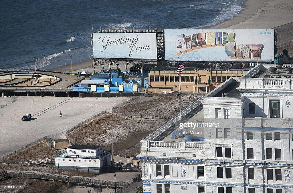 Atlantic City Prepares For Partial Shutdown As City Runs Out Of Money : News Photo