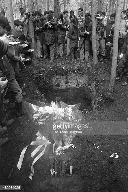 Police finds the second body of victims of the lynch resulted from United Red Army 's internal dispute after a confession was made by arrested URA...