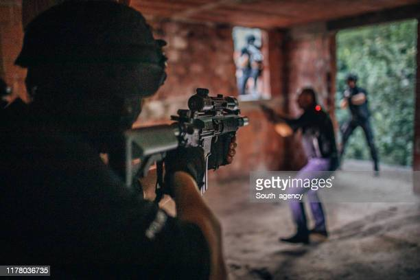 police forces on a mission - task force stock pictures, royalty-free photos & images