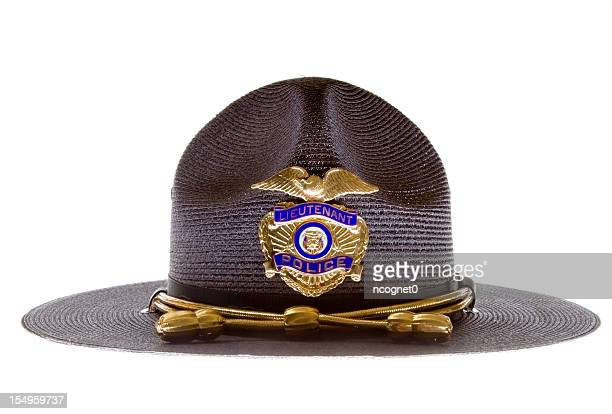 police hat - sheriff stock pictures, royalty-free photos & images