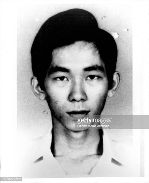 Police have released a photo sent from the Malaysian Police Wee Lam Choo 21 years old He is wanted in connection with the Stanely Wong Murder January...