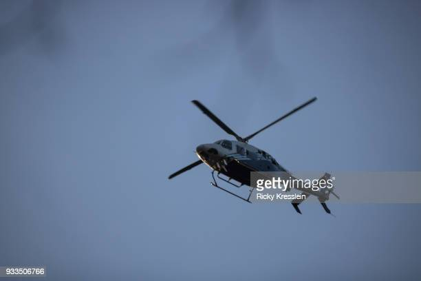 police helicopter - helicopter stock pictures, royalty-free photos & images