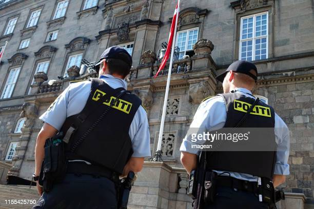 police in denmark - denmark stock pictures, royalty-free photos & images