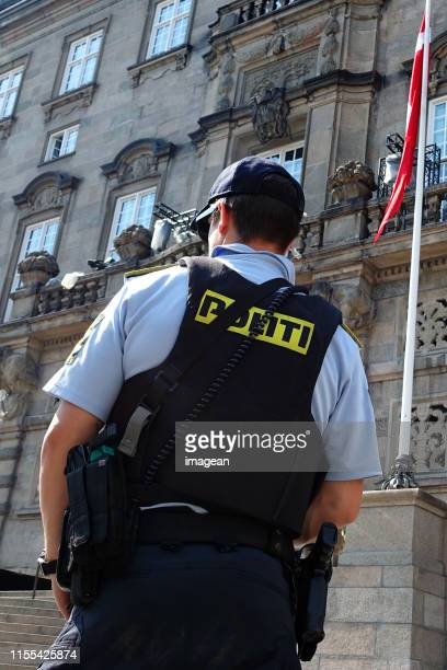 police in denmark - danish culture stock pictures, royalty-free photos & images
