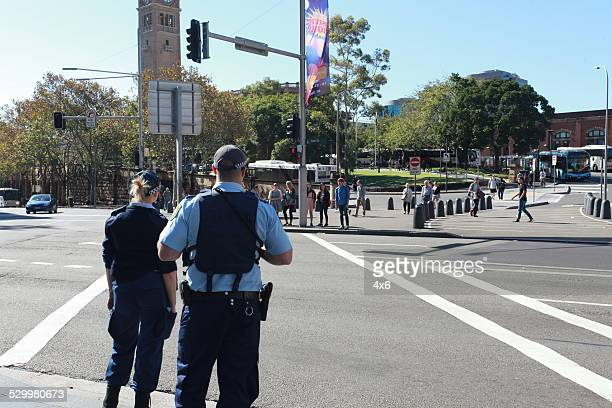 Police in Sydney