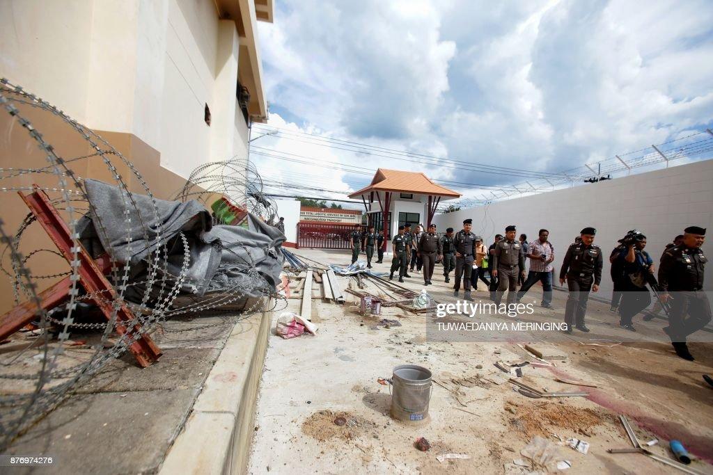 THAILAND-CHINA-UIGHURS-IMMIGRATION : Foto jornalística
