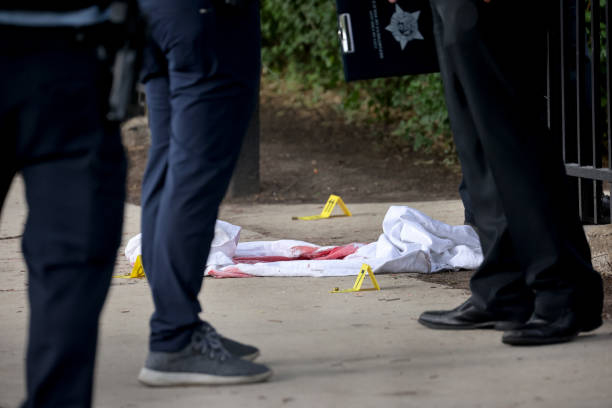 IL: Multiple Shooting On Chicago's South Side Kills One, Injures Others