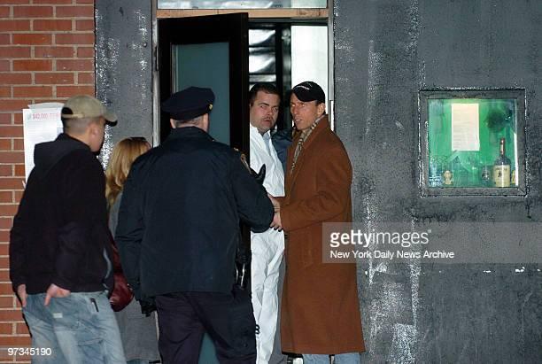 Police investigate The Falls bar in SoHo where murder coed Imette St Guillen was last reported