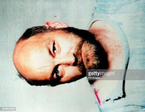A police issued undated collect of convicted childkiller Robert Black In Leeds Crown Court today two fellow prisoners in Wakefield jail Craig Hendley...