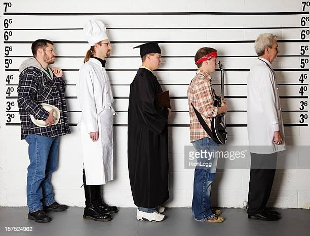 Identification de suspect