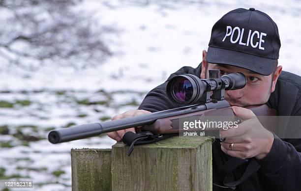 police Tireur d'élite