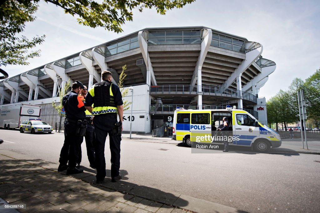 IFK Goteborg v AIK - Allsvenskan Cancelled : News Photo