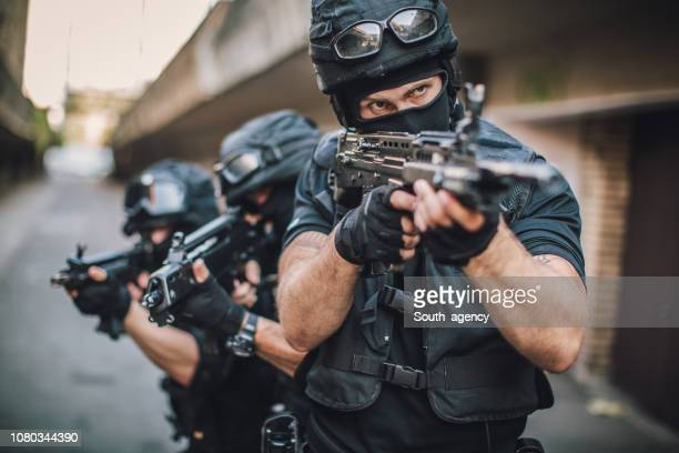 police mission - task force stock pictures, royalty-free photos & images