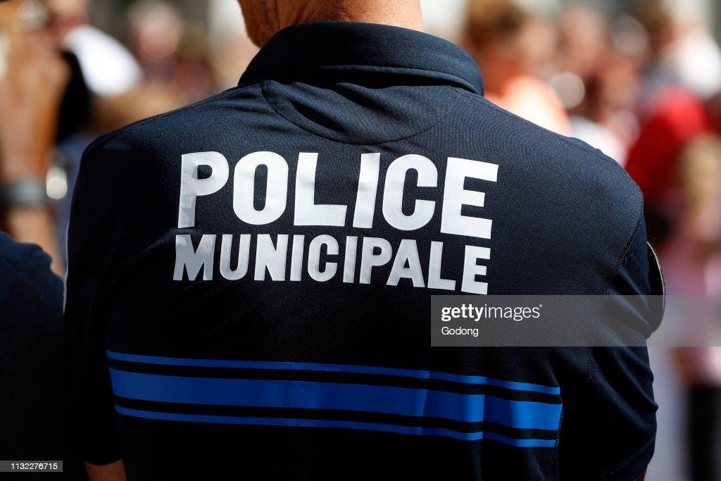 Police Municipale Megeve France Ëュース写真 Getty Images