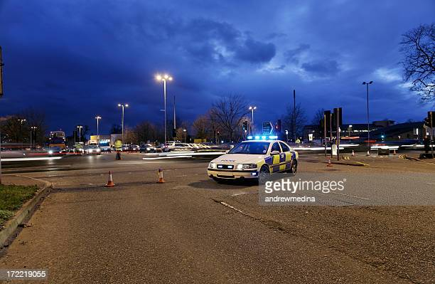 Police Nightime Roadblock. More below.....