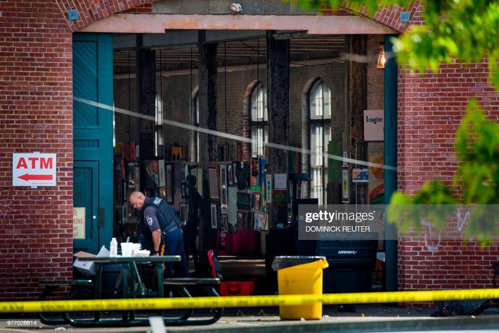 US-CRIME-ARTS : News Photo