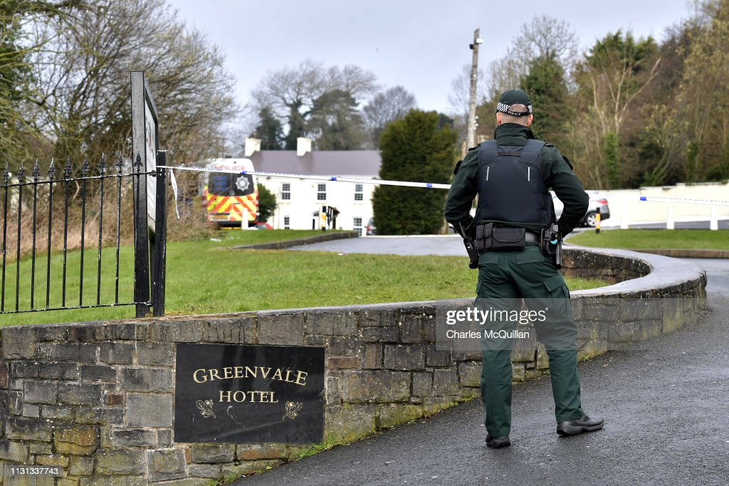 GBR: Teenagers Crushed To Death At St Patrick's Day Party