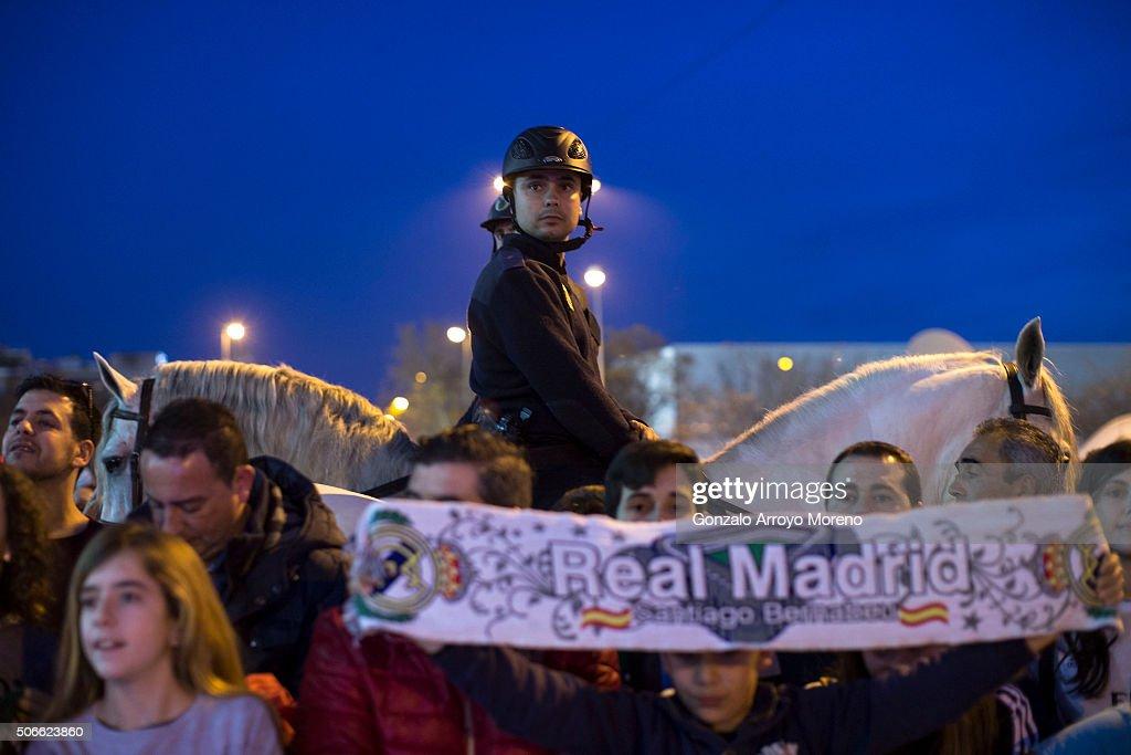 Real Betis Balompie v Real Madrid CF - La Liga : News Photo