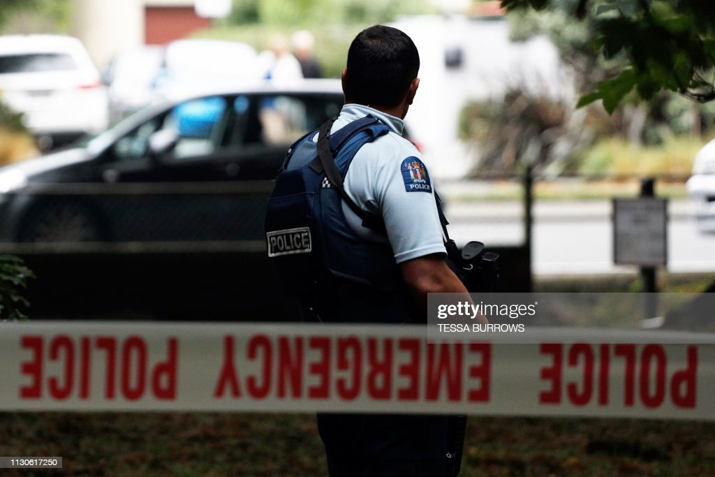 NZEALAND-CRIME-SHOOTING : News Photo