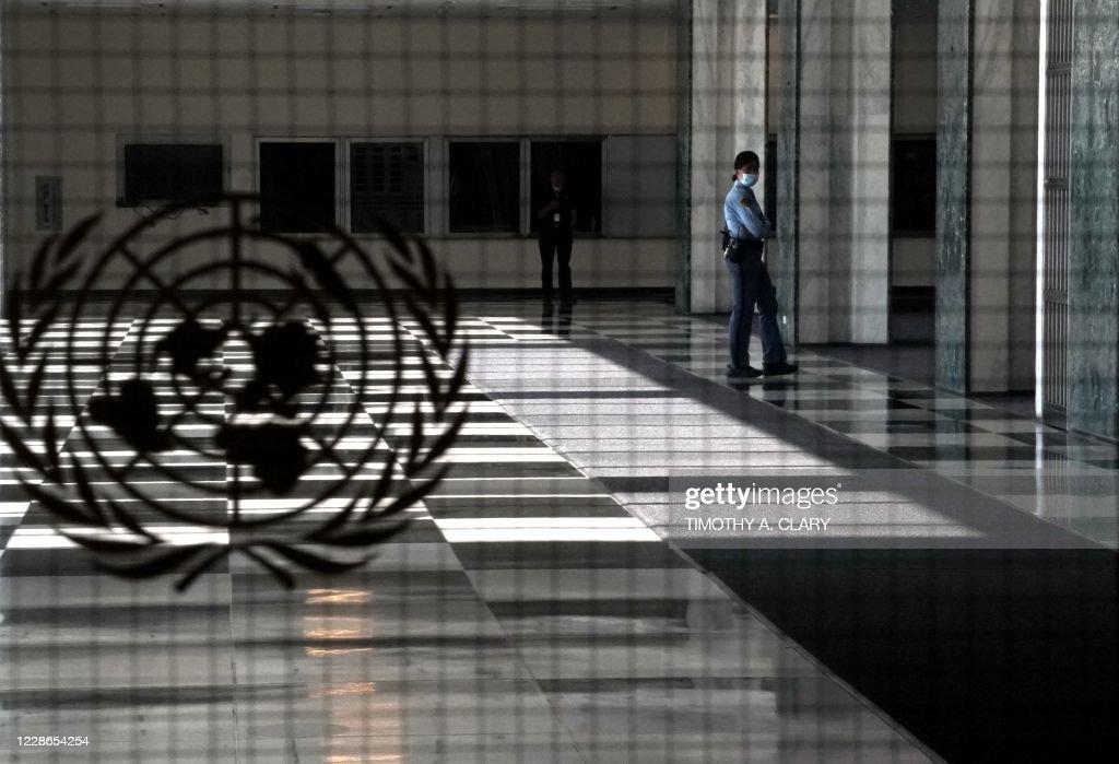 UN-SUMMIT : ニュース写真